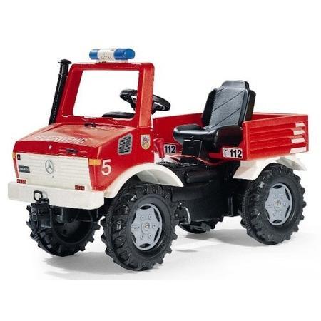 Mercedes Unimog, Straż Pożarna 36639 marki Rolly Toys - zdjęcie nr 1 - Bangla