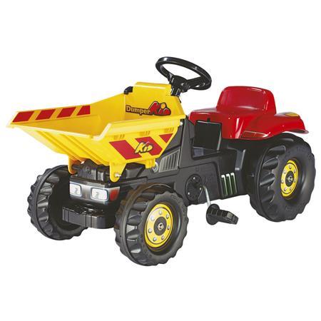 Traktor wywrotka Kid Dumper, 024124 marki Rolly Toys - zdjęcie nr 1 - Bangla