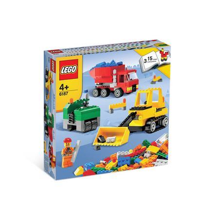 Budowa drogi, 6187 marki Lego - zdjęcie nr 1 - Bangla