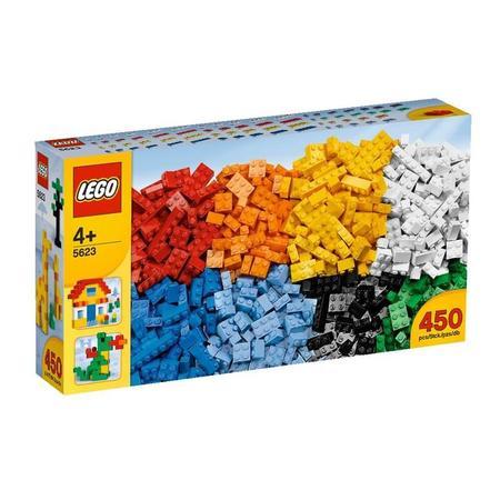 Zestaw podstawowy duży, 5623 marki Lego - zdjęcie nr 1 - Bangla