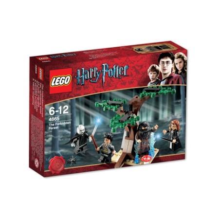Harry Potter, Zakazany las, 4865 marki Lego - zdjęcie nr 1 - Bangla
