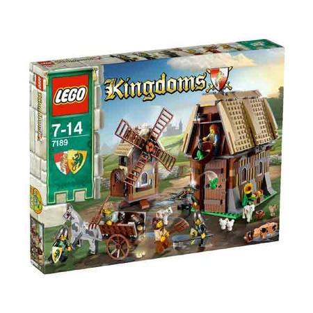 Kingdoms, Napad na młyn, 7189 marki Lego - zdjęcie nr 1 - Bangla
