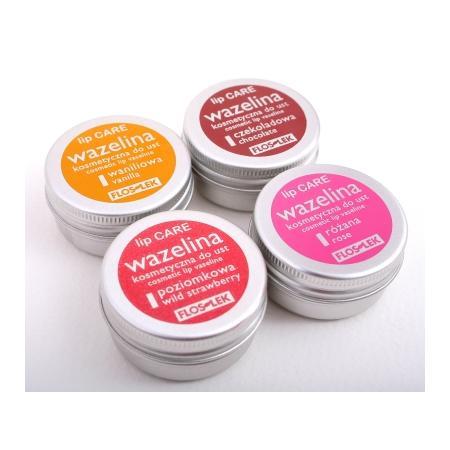 Lip Care, Wazelina kosmetyczna do ust - różne zapachy marki FlosLek - zdjęcie nr 1 - Bangla