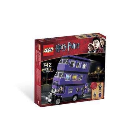 Harry Potter, Autobus błędny rycerz, 4866 marki Lego - zdjęcie nr 1 - Bangla