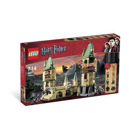 Harry Potter, Bitwa o Hogwart, 4867 marki Lego - zdjęcie nr 1 - Bangla