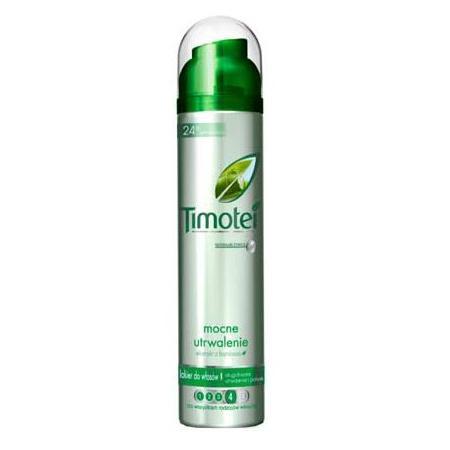 Natural Styling, Mocne Utrwalenie, Lakier do włosów marki Timotei - zdjęcie nr 1 - Bangla