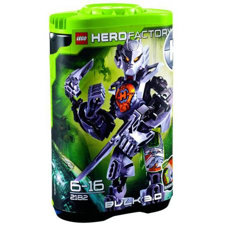 Hero Factory, Bulk 3.0, 2182 marki Lego - zdjęcie nr 1 - Bangla