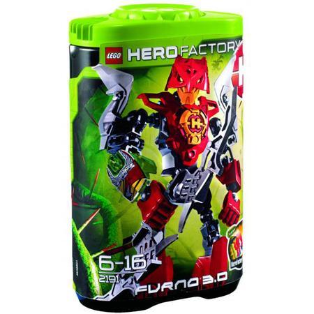 Hero Factory, Furno 3.0, 2191 marki Lego - zdjęcie nr 1 - Bangla