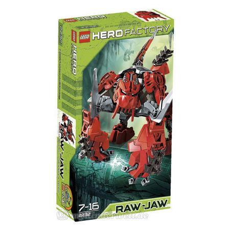 Hero Factory, Raw - Jaw, 2232 marki Lego - zdjęcie nr 1 - Bangla