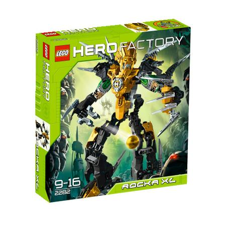 Hero Factory, Rocka XL, 2282 marki Lego - zdjęcie nr 1 - Bangla