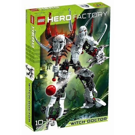Hero Factory, Witch Doctor, 2283 marki Lego - zdjęcie nr 1 - Bangla