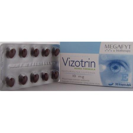 Vizotrin, kapsułki marki Megafyt - zdjęcie nr 1 - Bangla
