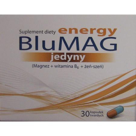 Blumag Jedyny Energy, kapsułki marki Hasco-Lek - zdjęcie nr 1 - Bangla