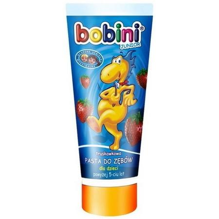 Junior, pasta do zębów od 5 r.ż. marki Bobini - zdjęcie nr 1 - Bangla
