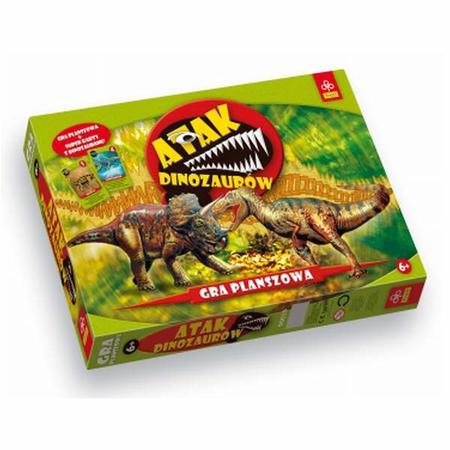 Atak Dinozaurów 0437 marki Trefl - zdjęcie nr 1 - Bangla