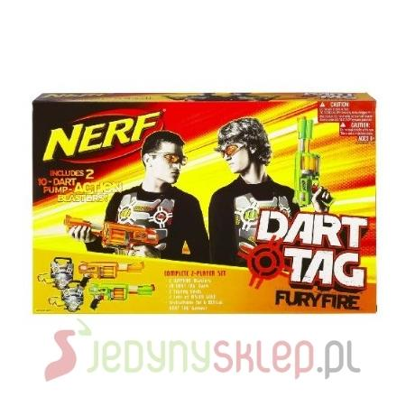 Dart Tag Zestaw Fury Fire 92695 marki Nerf - zdjęcie nr 1 - Bangla