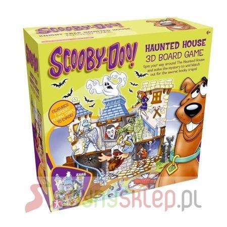 Scooby-Doo Gra Nawiedzony Zamek CH-2049 marki Cobi - zdjęcie nr 1 - Bangla