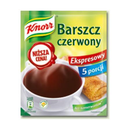 Barszcz czerwony ekspresowy marki Knorr - zdjęcie nr 1 - Bangla