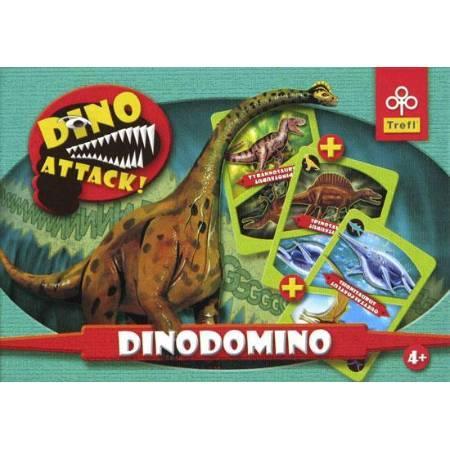 Dinodomino 8208 marki Trefl - zdjęcie nr 1 - Bangla