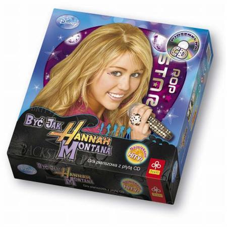 Być jak Hannah Montana 0515 marki Trefl - zdjęcie nr 1 - Bangla