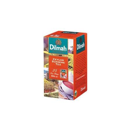 Ceylon Supreme Tea, torebki marki Dilmah - zdjęcie nr 1 - Bangla