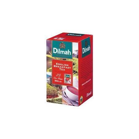 English Breakfast Tea, torebki marki Dilmah - zdjęcie nr 1 - Bangla
