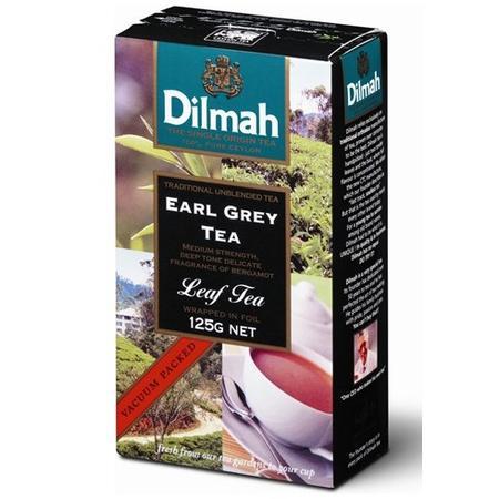 Earl Grey Leaf Tea, sypana marki Dilmah - zdjęcie nr 1 - Bangla