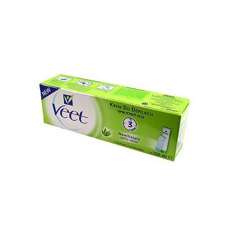 3 minutowy krem do depilacji, skóra sucha i normalna marki Veet - zdjęcie nr 1 - Bangla