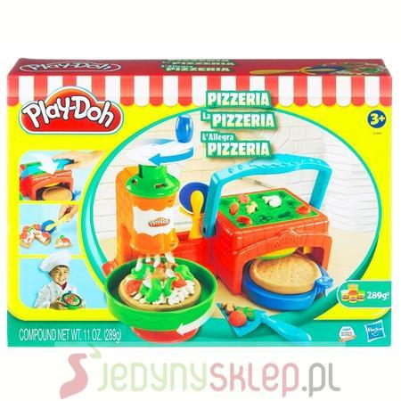Ciastolina Pizzeria 31989 marki Play Doh - zdjęcie nr 1 - Bangla