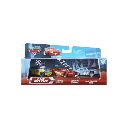 Cars, Auta 3-Pak, R2198 marki Mattel - zdjęcie nr 1 - Bangla