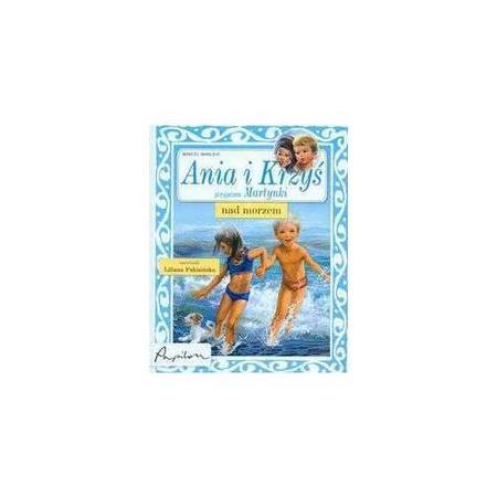 Ania i Krzyś przyjaciele Martynki, seria książek marki Papilon - zdjęcie nr 1 - Bangla
