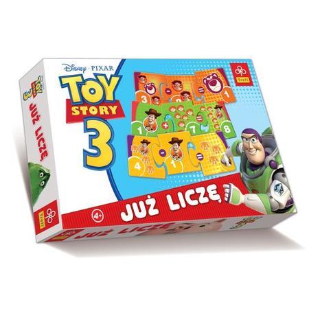Już Liczę, Toy Story 0582/Już Liczę,Disney Princess 0581 marki Trefl - zdjęcie nr 1 - Bangla
