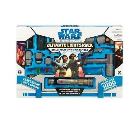 Star Wars Wojna Klonów Miecz Do Złożenia 87623 marki Hasbro - zdjęcie nr 1 - Bangla