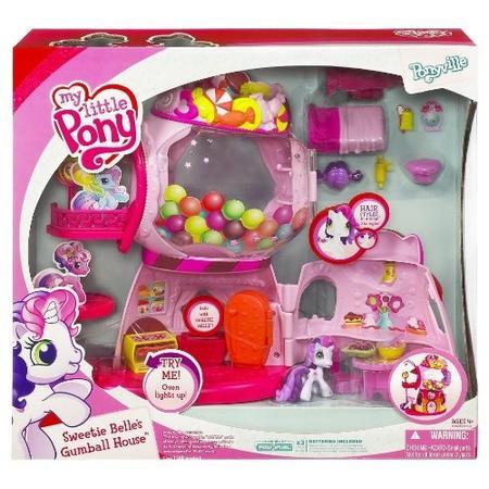 Domek z Gumy Balonowej Ponyville, 91249 marki My Little Pony - zdjęcie nr 1 - Bangla
