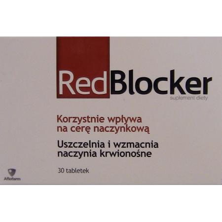 RedBlocker, tabletki marki Aflofarm - zdjęcie nr 1 - Bangla
