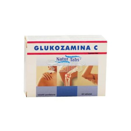 Glukozamina C marki Natur Tabs - zdjęcie nr 1 - Bangla