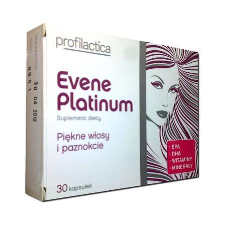 Evene Platinum, kapsułki marki Profilactica - zdjęcie nr 1 - Bangla