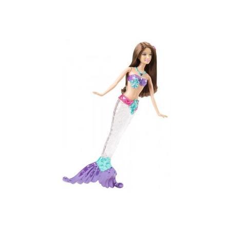 Barbie Świecąca Syrenka, V7046 V7047/V7048 marki Mattel - zdjęcie nr 1 - Bangla