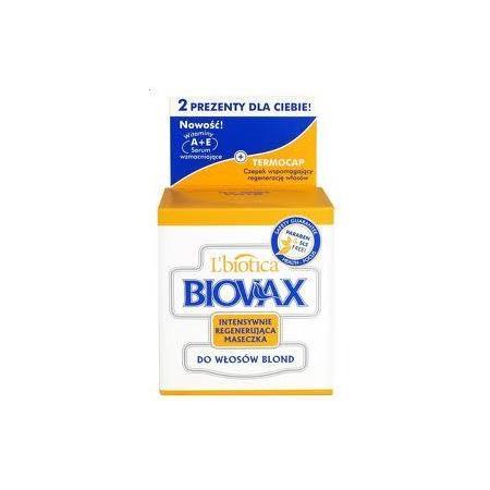 Biovax, Intensywnie regenerująca maseczka do włosów blond marki Biovax - zdjęcie nr 1 - Bangla
