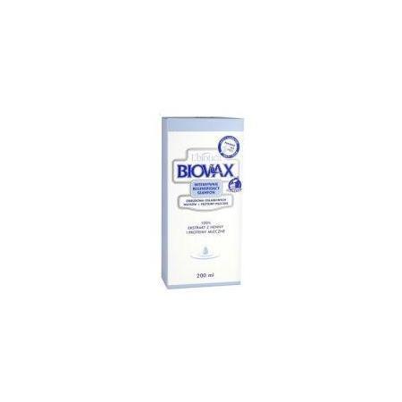 Biovax Latte, Intensywnie regenerujący szampon do włosów osłabionych + proteiny mleczne marki Biovax - zdjęcie nr 1 - Bangla