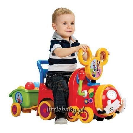 Mickey's ChooChoo, Chodzik i jeździk w jednym, 6281 marki Feber - zdjęcie nr 1 - Bangla