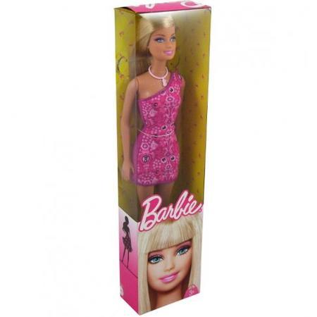 Barbie Szykowna, T7439 marki Mattel - zdjęcie nr 1 - Bangla