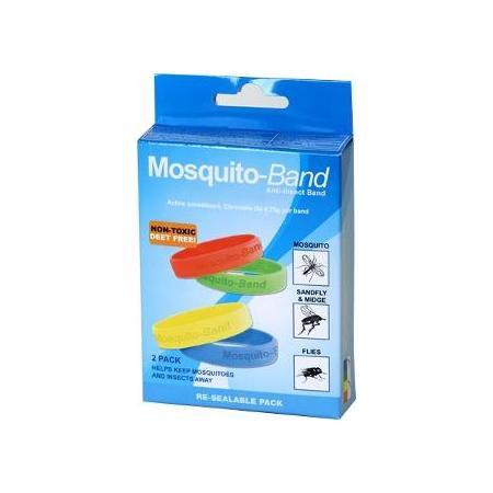 Mosquito-Band, opaska marki IHS - zdjęcie nr 1 - Bangla