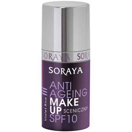 Anti-Ageing, Make-up sceniczny SPF10 marki Soraya - zdjęcie nr 1 - Bangla