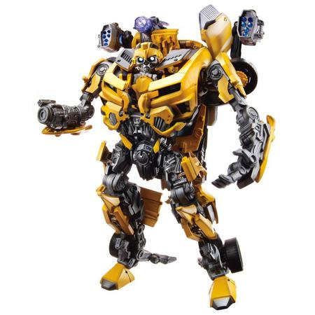 Transformers Mechtech, Bumblebee 28747/Sentinel Prime 28746/Ironhide 28745 marki Hasbro - zdjęcie nr 1 - Bangla
