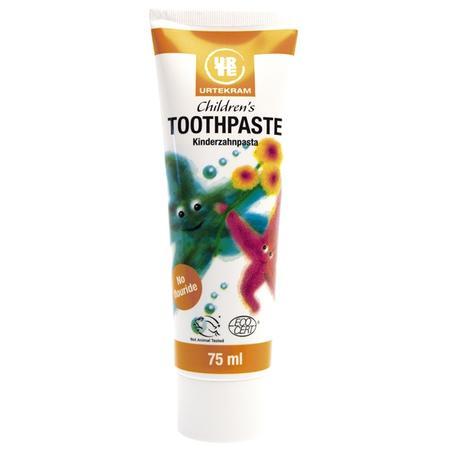 Children's Toothpaste, Pasta do zębów DLA DZIECI marki Urtekram - zdjęcie nr 1 - Bangla