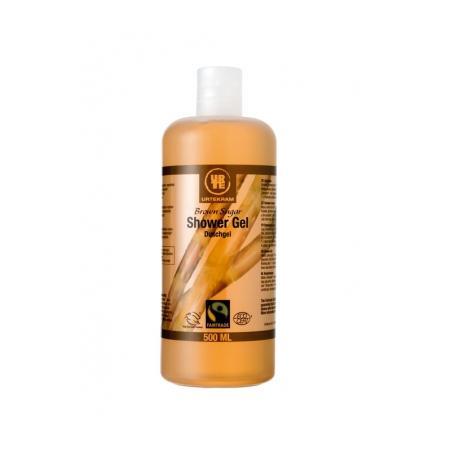Brown Sugar Shower Gel, Żel pod prysznic zapachowy marki Urtekram - zdjęcie nr 1 - Bangla