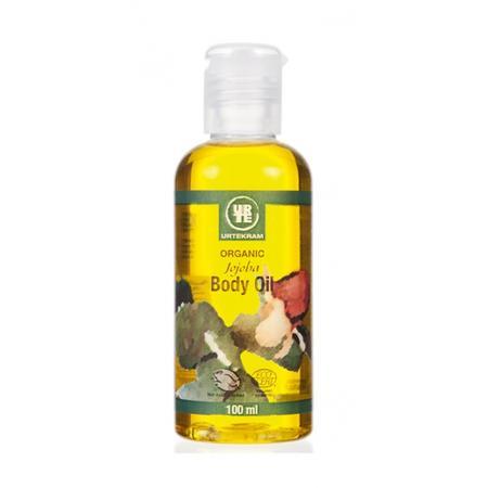 Organic Jojoba Body Oil, Olejek do ciała Jojoba marki Urtekram - zdjęcie nr 1 - Bangla