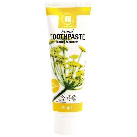 Fennel Toothpaste, Pasta do zębów z Koprem Włoskim marki Urtekram - zdjęcie nr 1 - Bangla