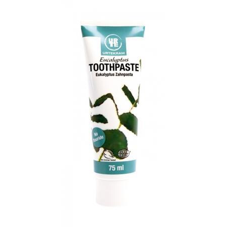 Eucalyptus Toothpaste, Pasta do zębów Eukaliptusowa marki Urtekram - zdjęcie nr 1 - Bangla